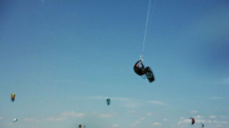 Valenskite Switchkites Team Rider Barcelona : La Franqui +30 knots 1-6-2014