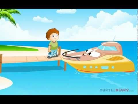 In this video, kids learn about the different means of transport. For more educational games and videos visit www.turtlediary.com