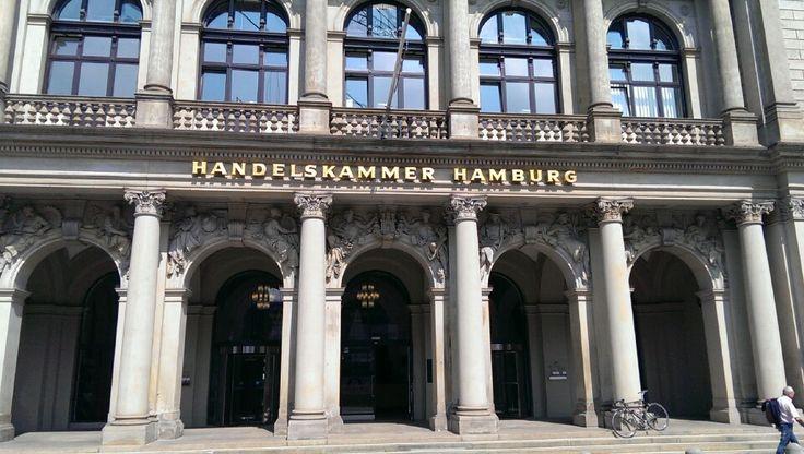 Handelskammer Hamburg / Hamburg Chamber of Commerce in Hamburg, Hamburg