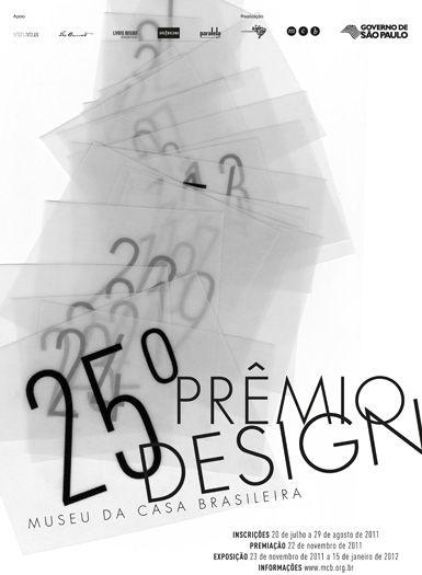 affiche de mcb3 par la conception de três