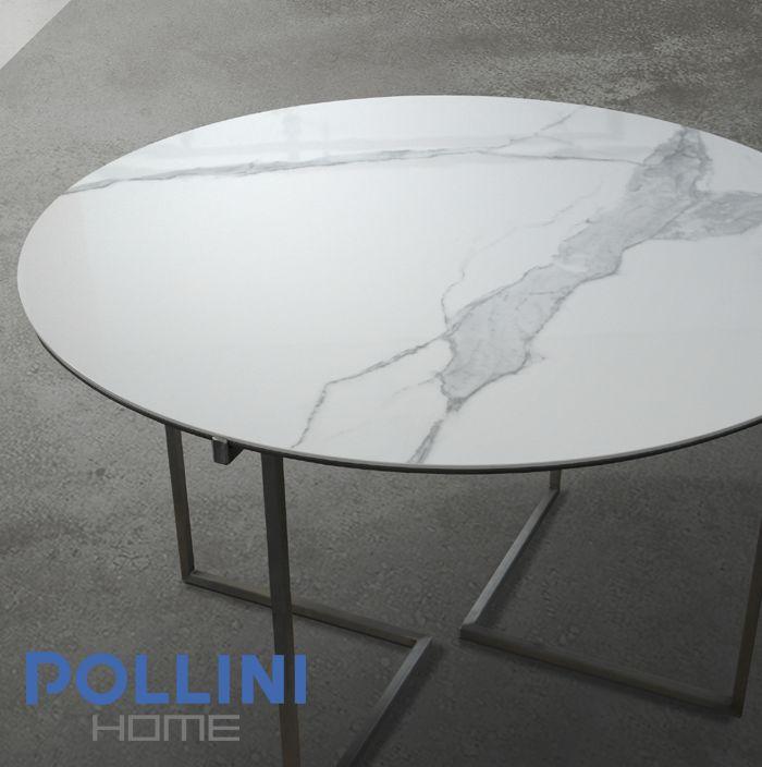 #Ceramic coffee #table with #metallic legs | #Tavolino in #ceramica con gambe in #metallo