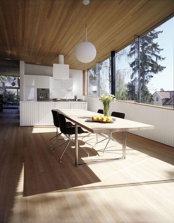 Jarmund/Vigsnæs AS Arkitekter MNAL: White House - Thisispaper Magazine