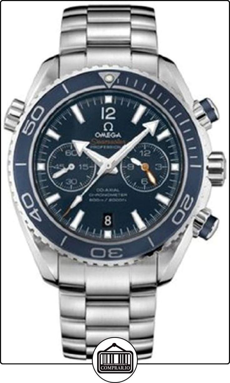 Omega Seamaster Planet Ocean 232.90.46.51.03.001-Reloj cronógrafo de  ✿ Relojes para hombre - (Lujo) ✿