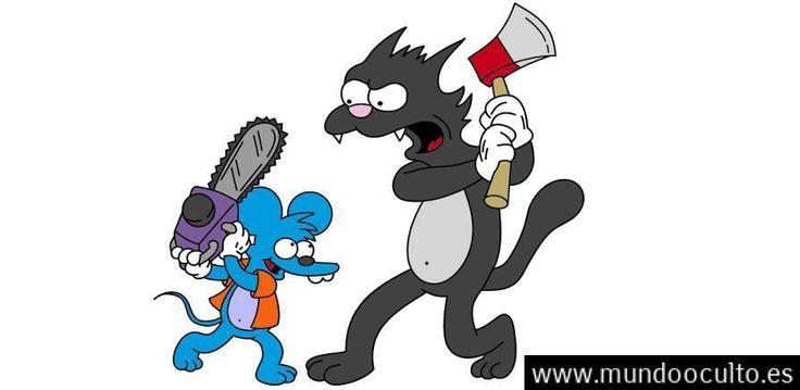 Dibujos animados para niños son más violentos que películas de adultos