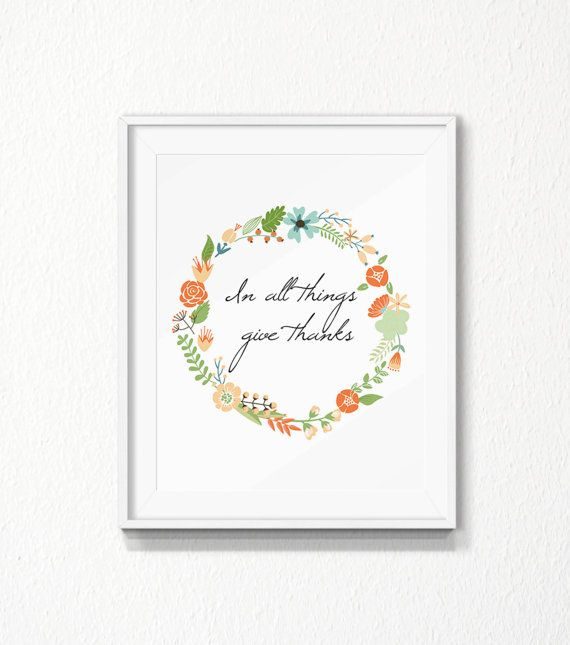 16 Thanks - Ways to say 'Thank You' - by PaperWondersShop on Etsy