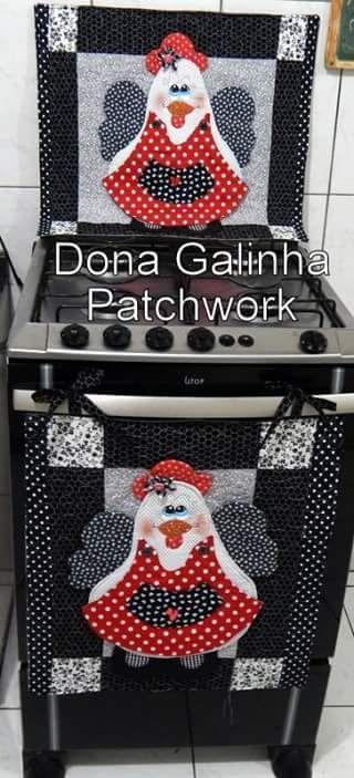 Panô de forno Galinha:
