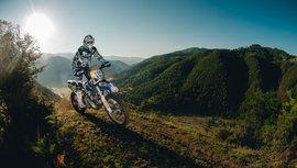 Riding in Transilvania