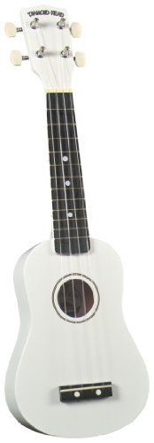 Diamond Head DU-109 Ukulele, White by Diamond Head. $32.50. DU-109 White Ukulele Join the latest craze and get your very own Diamond Head DU-100 series ukulele! They are available in eleven beautiful colors with careful workmanship and fantastic tone, well beyond that of other entry level instruments on the market today. As a result, they tune up perfectly and play so easy that kids will love 'em and grown-ups too! Each instrument comes with its very own color matche...