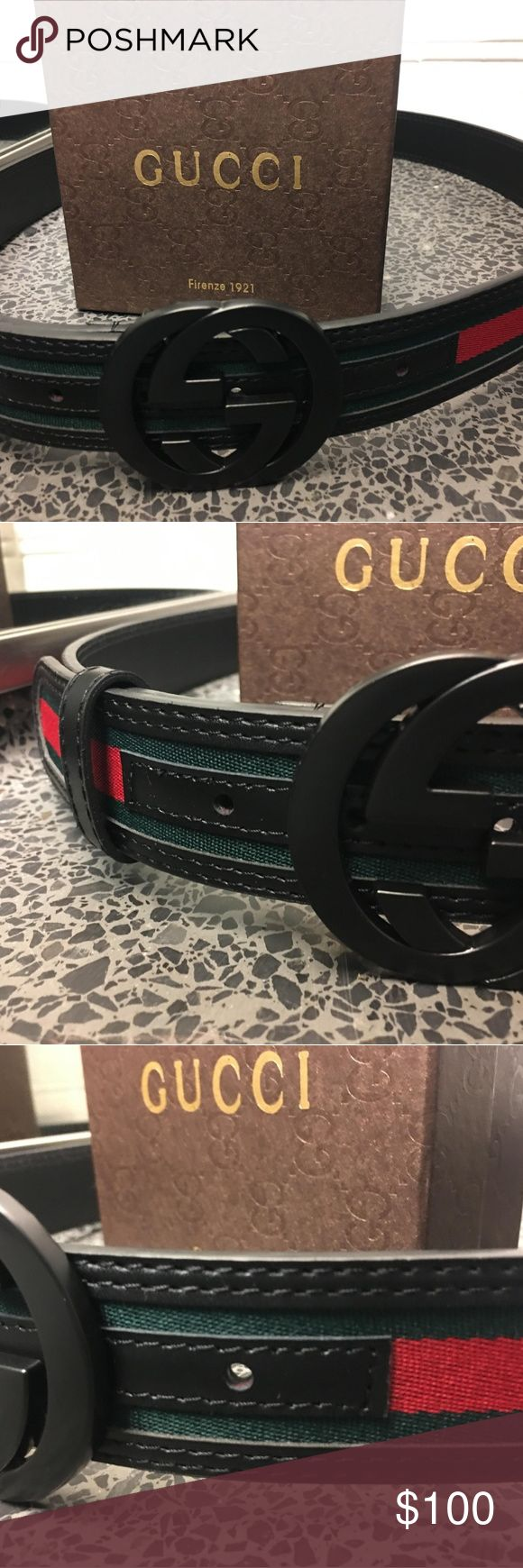 Gucci Belt 📌 Price & Style Answers All Questions 📌 Great Quality For Great Price 📌 Price Is Firm 📌 Size 32 - 36 📌 Comes With Box And Dustbag 📌 Next Day Shipping° 📌 Payment Thru Poshmark App Only  ° Next / Same Day Shipping Excluded On     Weekends Gucci Accessories Belts