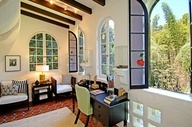 Charlie Sheen's Mediterranean-Style Home in L.A.