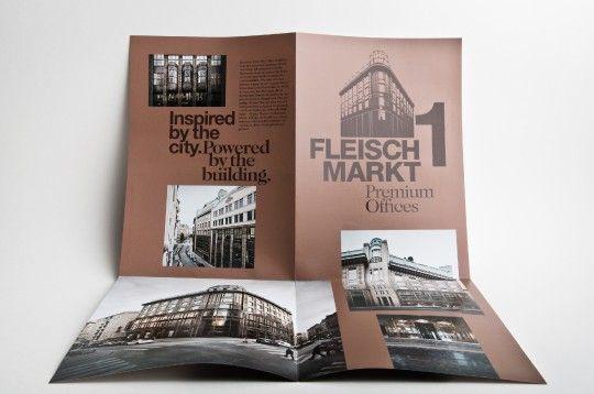 Am Fleischmarkt 1 by Moodley Brand Identity