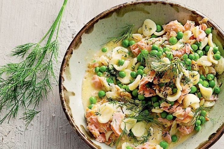 Valli Little's simple pasta dish is packed with gorgeous flavours. Add a slice of crusty bread and a salad, and you're ready to eat!