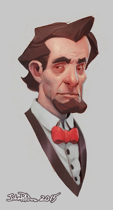 Quickie Lincoln by NorseChowder on DeviantArt ★ Find more at http://www.pinterest.com/competing