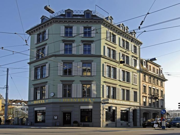 Zurich Hotel Helvetia Switzerland, Europe Set in a prime location of Zurich, Hotel Helvetia puts everything the city has to offer just outside your doorstep. The hotel offers a wide range of amenities and perks to ensure you have a great time. Free Wi-Fi in all rooms, express check-in/check-out, luggage storage, Wi-Fi in public areas, car park are on the list of things guests can enjoy. All rooms are designed and decorated to make guests feel right at home, and some rooms come...
