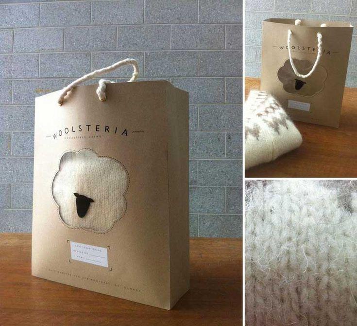 Bag Design, Sheep Wool