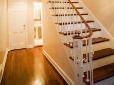 Les 25 meilleures id es de la cat gorie rampes d 39 escalier peintes sur pinterest id es rampe d for Peut on peindre sur un escalier vitrifie