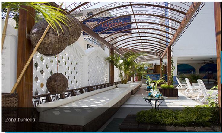Solarium relax  HOTEL TAYRONA SANTA MARTA
