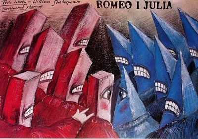 Romeo and Juliet (William Woodman, 1983)