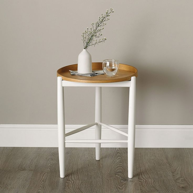 Devon Side Table | The White Company