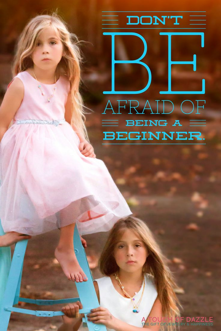 Don t be afraid of being a beginner Sweet sassy fun new cute short