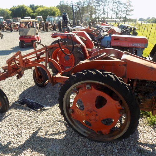 This Allis Chalmers G Tractor just arrived at our Black