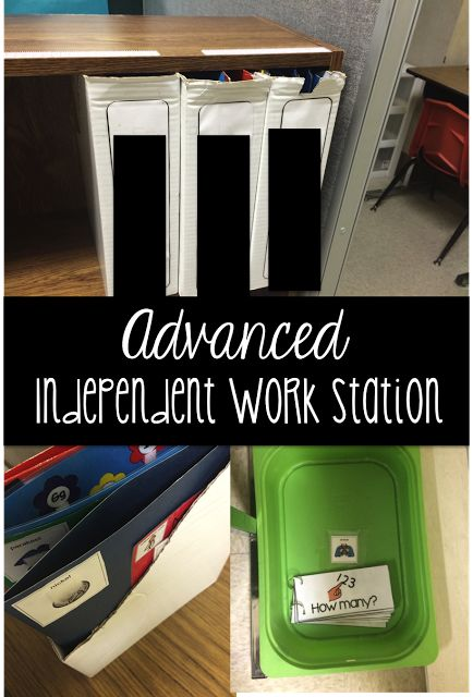 use the magazine holders from idea for work station file folders!
