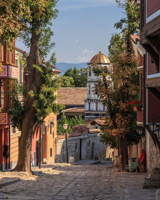 Streets of Plovdiv | Bulgaria (by Piotr krawlec)