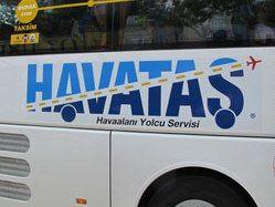 HAVATAŞ Shuttle menetrend