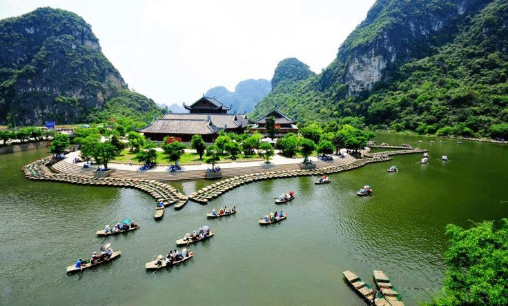 Ninh Binh is a province of Vietnam, located in the northern part of the country. Ninh Binh was an ancient capital of Vietnam in the 10th and 11th centuries. Ninh Binh is a ideal destination for escaping away the hustle and bustle of energy city