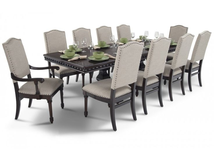 Bristol 11 Piece Dining Set Part 63