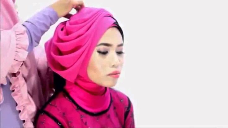 Hijab Tutorial Wisuda Full Step 2015