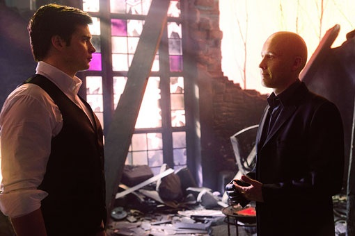 Smallville Finale. Fittingly epic.