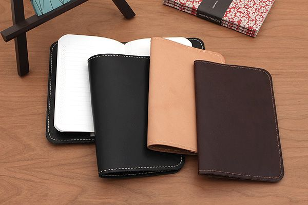 Each cover is made in the USA and will keep your pocket-sized notebooks in good condition so they stand the test of time.