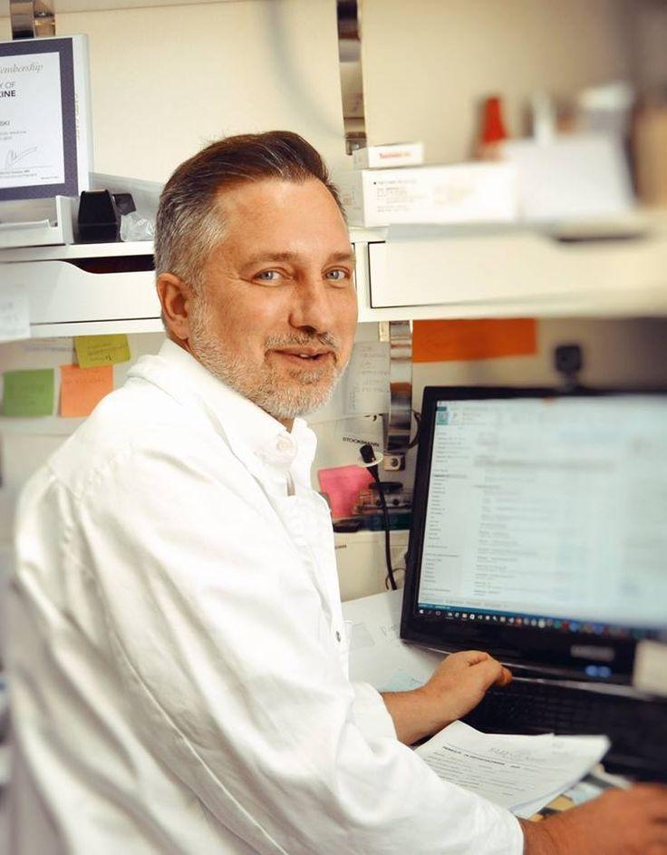 Piotr Sikorski on AAAM-lääkäri, joka työskentelee sekä Turun että Helsingin toimipisteissä.