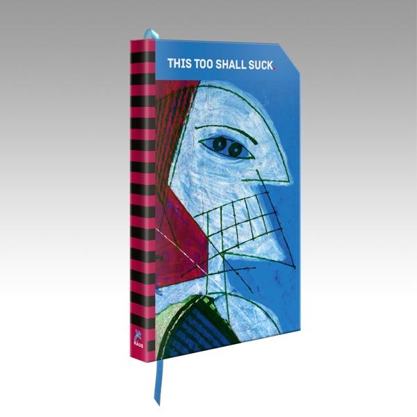 RAUS Quote Notebooks II by Serge Pichii, via Behance