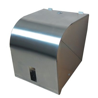 R001S Stainless Steel With Lock