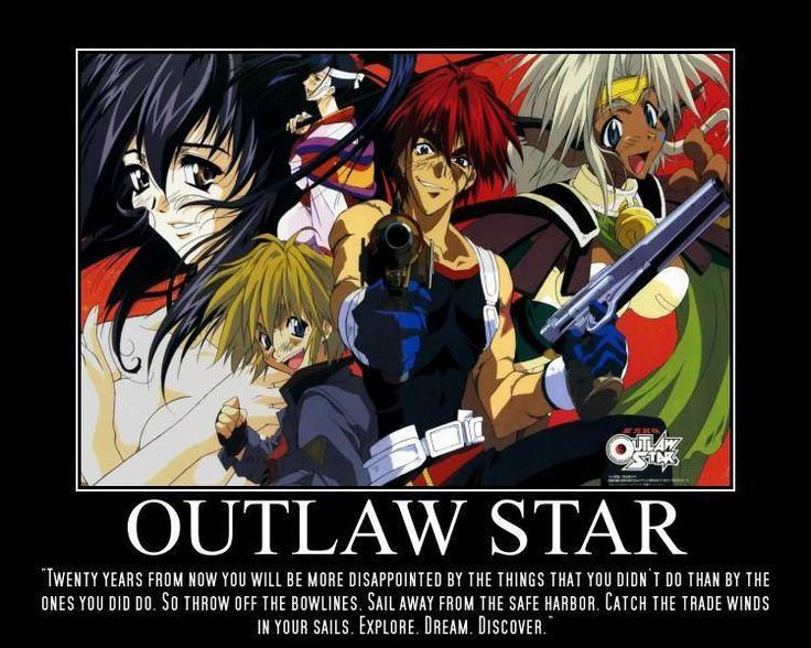 outlawstar inspiration