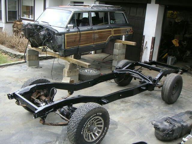Jeep Wagoneer Jeep Wagoneer Jeep Jeep Wagoneer En