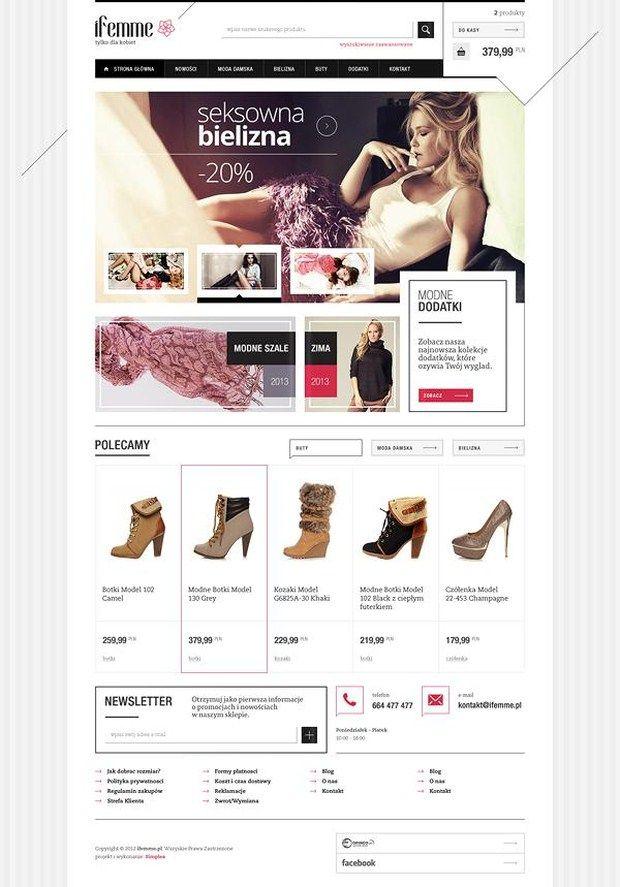 35 best ecommerce website design inspiration images on Pinterest ...