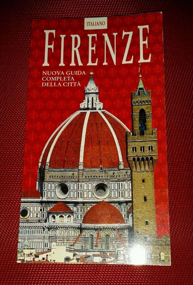 Washington Dc Popout Map%0A FIRENZE Nuova Guida Completa Della Citta ITALIANO City Map Tuscany Travel  Guide