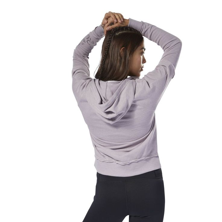 Sweat À Capuche Zip Intégral À Effet Marbré Training Essentials – Taille : L;M;S;XS