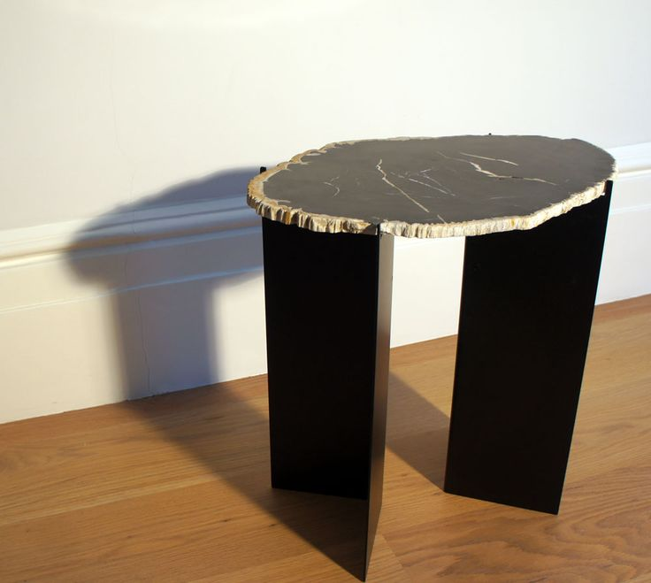 54 best petrified wood table images on pinterest for Petrified wood furniture for sale