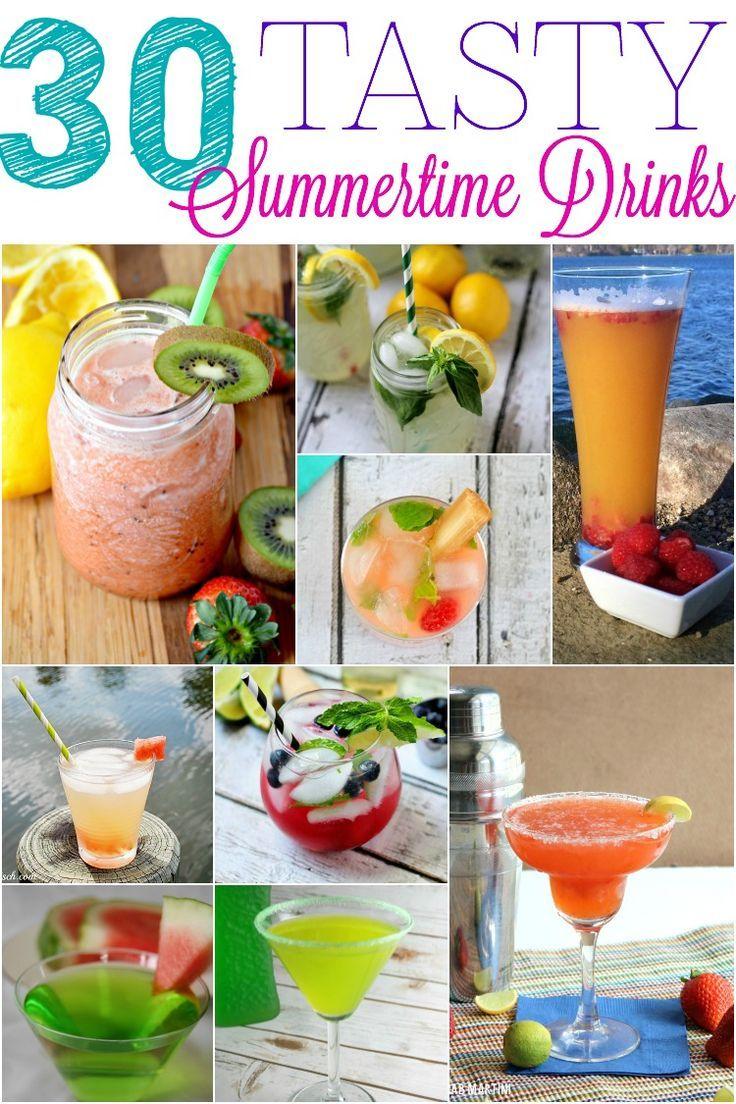 431 Best Refreshing Drinks Images On Pinterest