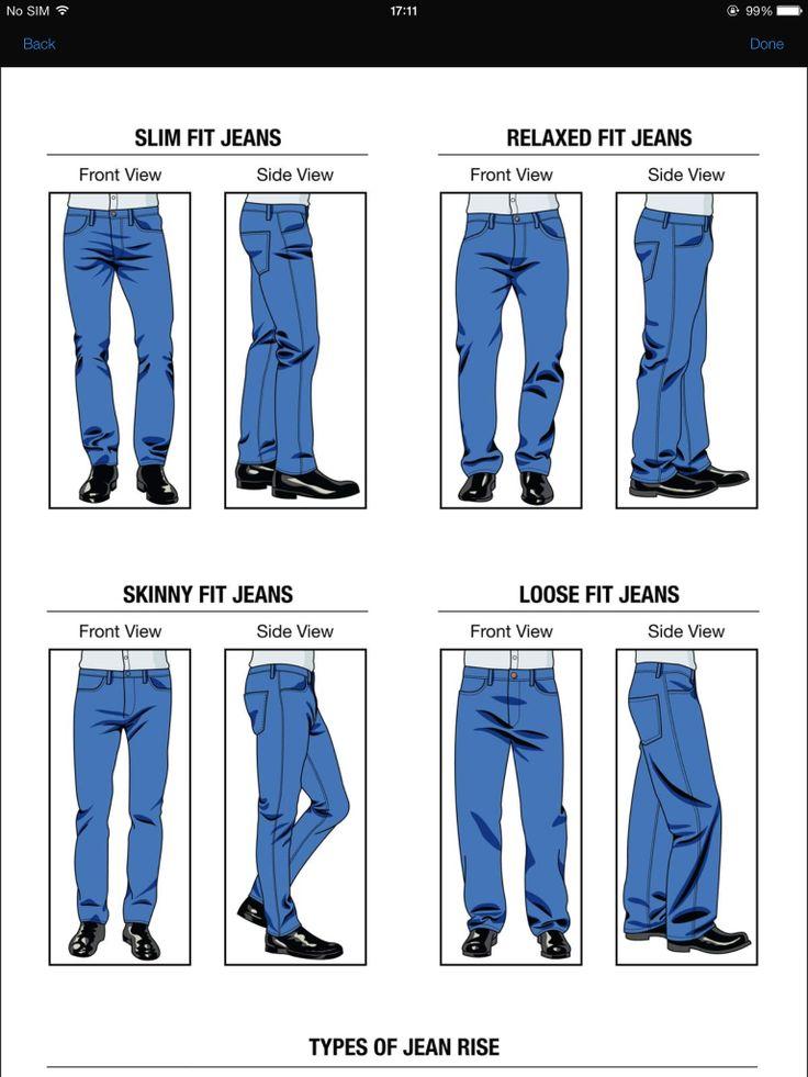 Men's Jeans, Designer Jeans for Men, Classic, Relaxed ...