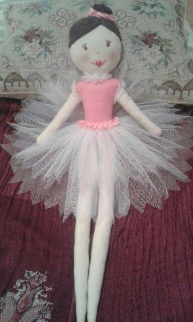 Flávia's doll