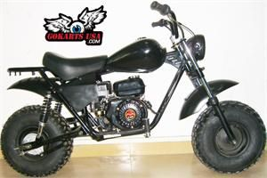 Monster Dog 1 Mni Bike | shown for reference only