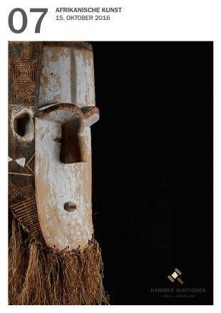 Hammer Auktionen 7, Afrikanische Kunst