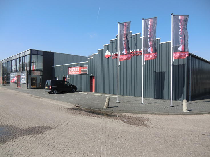 Self Storage Pakhuis Opslag Almelo
