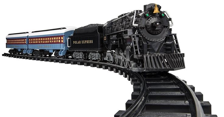 *BEST PRICE* Lionel Polar Express Train Set $52.49 Shipped Today Only (Retail $100)