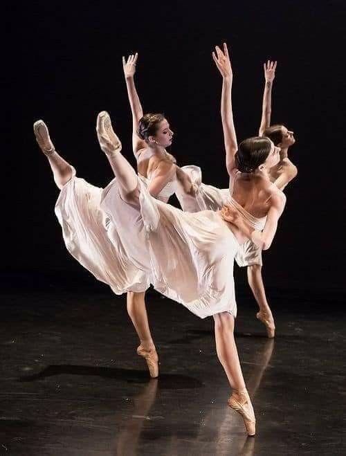 Интим балет пост